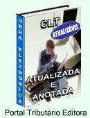 clt atualizada anotada 2004 2005 consolidacao leis trabalho