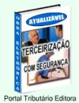 Manual prtico sobre terceirizao de atividades - contratos, riscos, aspectos legais e trabalhistas. Como administrar e maximizar os resultados na terceirizao e quarteirizao! Atualizao garantida por 12 meses! Clique aqui para mais informaes.